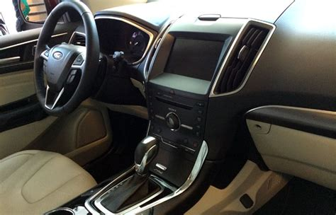 Ford Edge Interior Colors by 2015 Ford Edge Interior Colors Car Interior Design