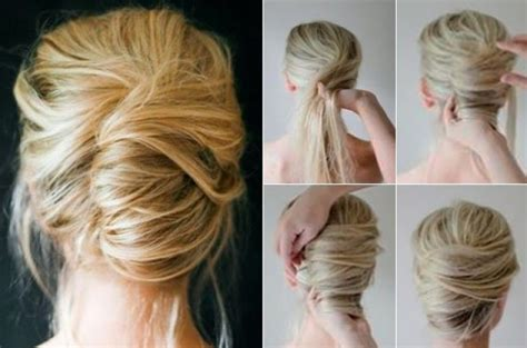 Einfache Frisuren Für Hochzeit by Einfache Hochsteckfrisuren Zum Selber Machen F 195 188 R Lange