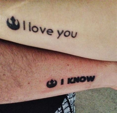 i love you tattoos for couples 50 beautiful i you tattoos