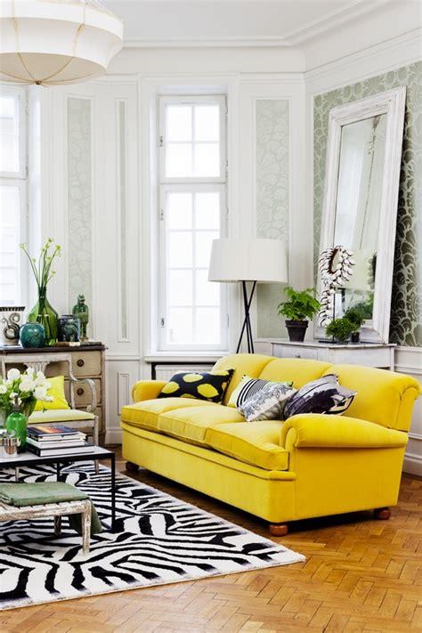 decoracion de salas de color amarillo como arreglar los