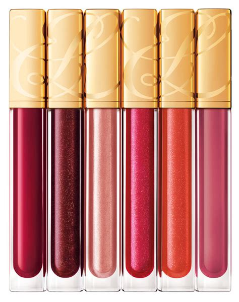 Lipgloss Estee Lauder review of estee lauder color gloss collection hello