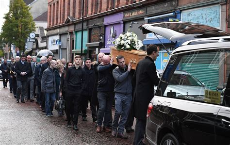 bap kennedy funeral belfast live
