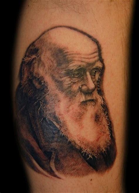tattoo prices darwin tattoo inspiration charles darwin portrait tattoo tattoo
