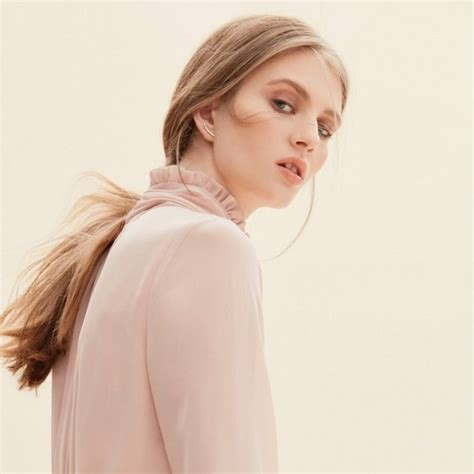 Loeffler Randall Ruffle Collar Blouse by Then For Now Fall 2016 Vintage Trends At Nordstrom Nawo