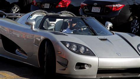 Koenigsegg Net Worth Amazing Car Of The Day The 4 8 Million Koenigsegg Ccxr