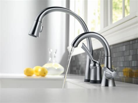 And Cold Water Reversed On Moen Faucet by Faucet 1977 Ar Dst In Arctic Stainless By Delta