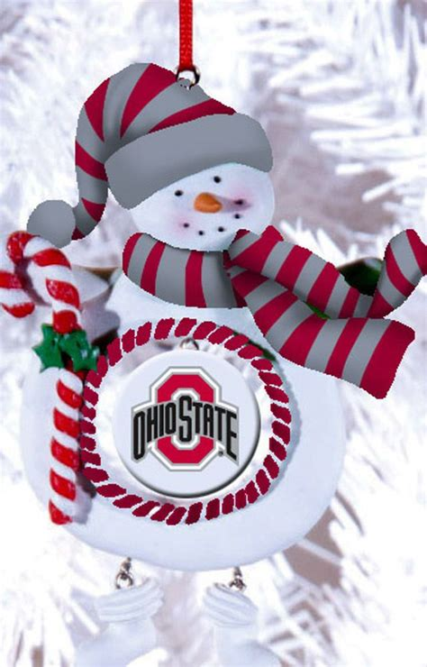 college christmas 17 best images about ohio state on string college football and ohio state buckeyes