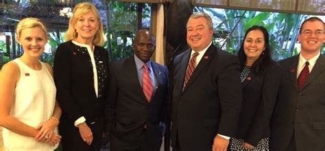 Trade Missions Are Composed Of A Of In Search Of Business Opportunities Alabama Trade Mission Team Forges Bonds In Tanzania Made In Alabama Alabama