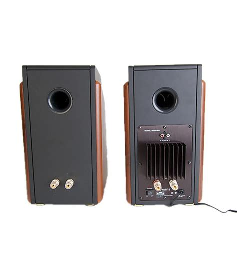 swans m200mkii powered bookshelf speakers buy