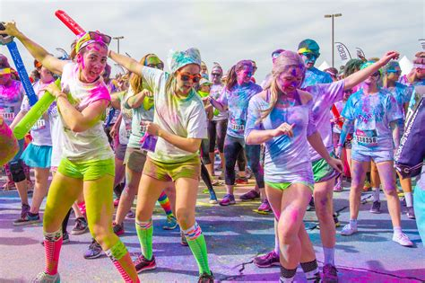 5k color vibe color vibe 5k team names