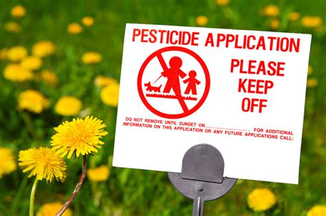 Detox After Ingestion Of Lawn Chemicals by Lawn Pesticides Are Not Safe Or Necessary Clean Water