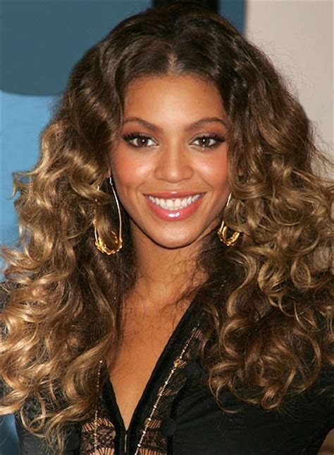Beyonce Curly Hairstyles by Beyonce Hairstyles Hairstyles