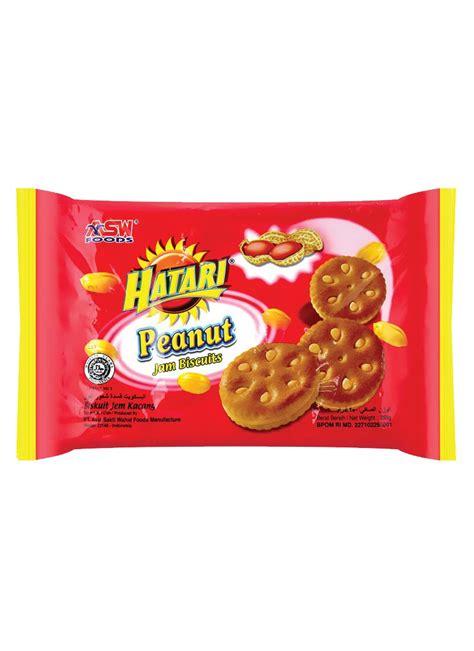 Regal Duo 125g hatari jam biscuit peanut pck 250g klikindomaret