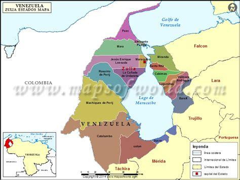 imagenes del zulia venezuela mapa del estado zulia mapa estado zulia venezuela