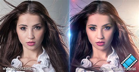 tutorial edit foto retouch portrait retouching tutorial part 1 everything in your