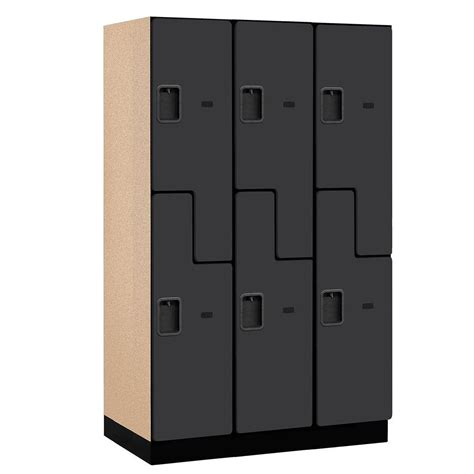 Closetmaid 2 Cube Storage Locker Home Decorators Collection Shelton Wood Storage Locker In