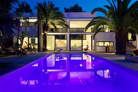 villette con piscina e giardino ibiza affitto villa con piscina e giardino esotico ville