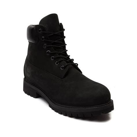 timberland boots journeys mens timberland 6 classic boot black journeys shoes