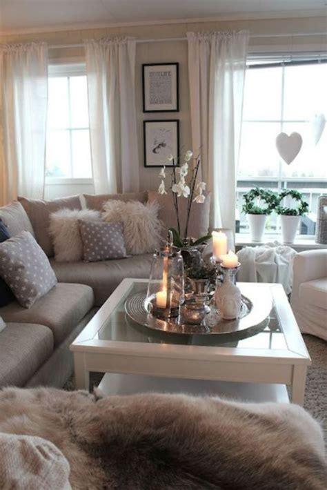 chic details  cozy rustic living room decor