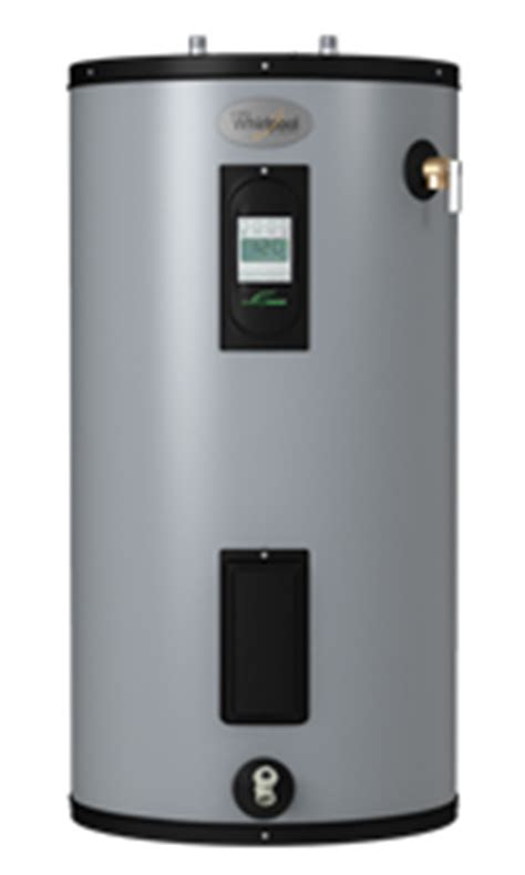 50 gallon electric water heater 9 year warranty whirlpool e50r9 55 592531