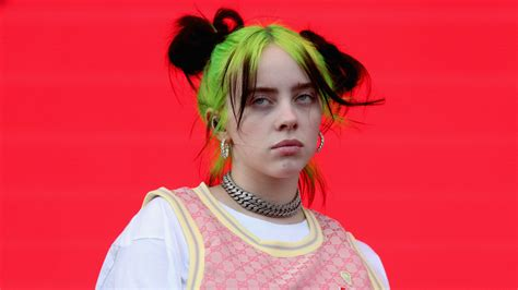 billie eilish   weird achiever