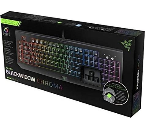 Razer Blackwidow Chroma Keyboard Gaming buy razer blackwidow chroma mechanical gaming keyboard