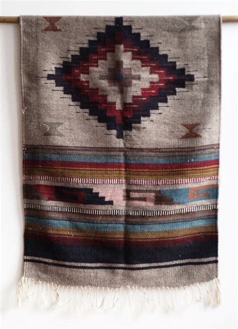 how to hang a navajo rug on the wall wall hanging aztec rug navajo eclectic modern hepburn patterns and cape cod