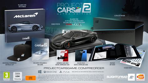 Ps4 Project Cars Complete Edition Reg 1 All project cars 2 ultra edition ps4 bandai namco store europe
