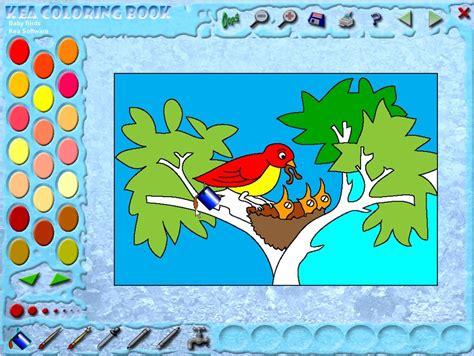 kea coloring book kea coloring book screenshot thumbnail kea coloring book