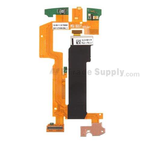 Flex Slide Blackberry Bb 9800 Original blackberry torch 9800 slide rail flex cable ribbon etrade supply