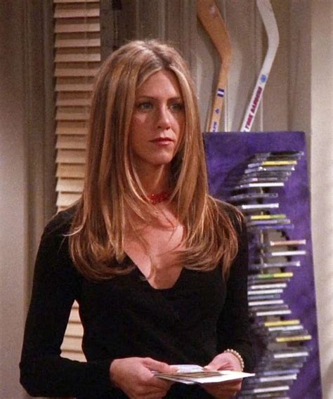Friends Hairstyles by Best 25 Aniston Hair Ideas On