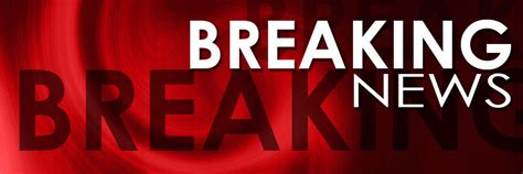 breaking news logo picture template banner stensaker sentenced to life with parole breaking news