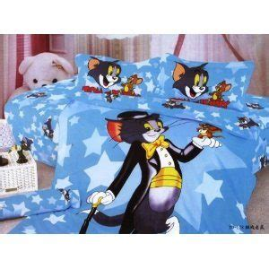 Tom And Jerry Bedding Set Tom And Jerry Duvet Cover Bedding Set