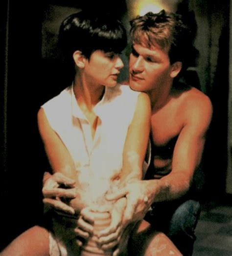 ghost film pottery scene youtube demi moore reveals why she thought ghost quot was a recipe for