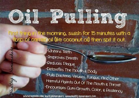 Coconut Pulling Detox Side Effects by Pulling Bio Sil South Africa