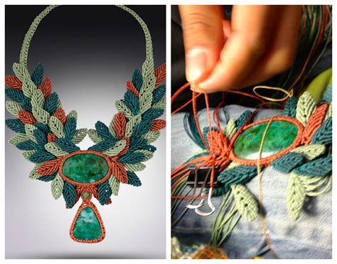 Learn Macrame Knots - learn how to macrame from coco paniora salinas of