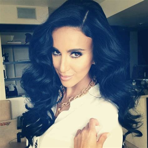 lilly hair lilly ghalichi she s so tiny and cute need to try her