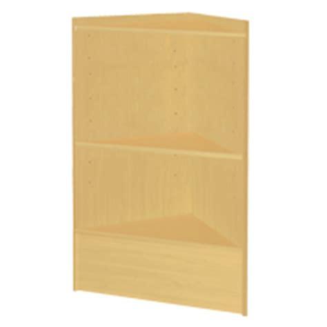 Triangle Corner Shelf by Triangle Corner Display Units Displays With Shelves