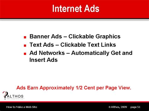 web ad design tutorial web site design internet ads