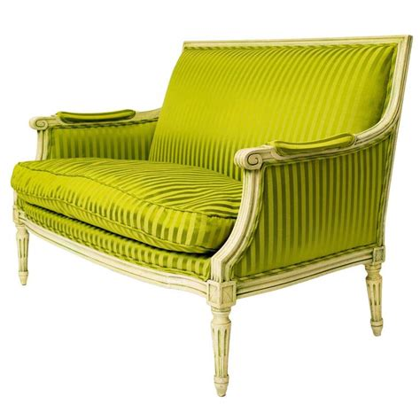 settee styles 1960s french style settee for sale at 1stdibs