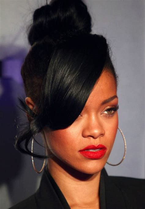 bun ponytails for black women 17 best images about hair styles i want on pinterest