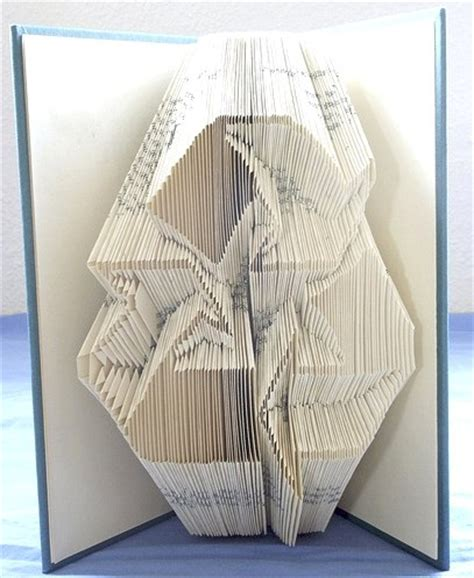 3d Folding Paper - fastidious book cut or folded 171 bookmaking