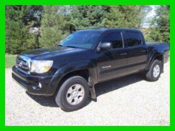 2010 Toyota Tacoma Mpg 4wd Sell Used 2010 Toyota Tacoma Cab 4wd Cd Backup