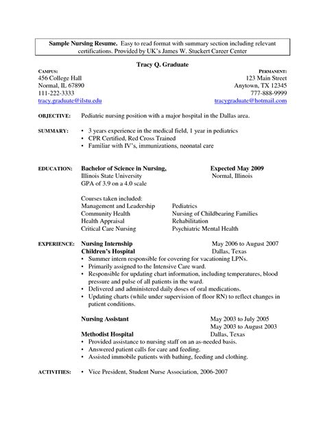 objective statement for administrative assistant resume objective statement for certified nursing assistant