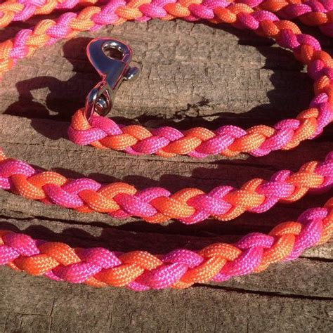 paracord  braid  foot dog leash products paracord dog leash dog leash und dogs