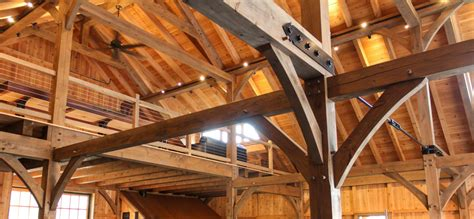 Garage Kits With Loft by Services Timber Frame Homes Commercial Projects For New England Shipping Timber Frame Kits
