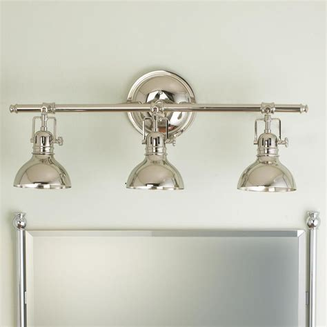 Lighting Fixtures For Bathrooms Pullman Bath Light 3 Light Master Bath Vanities And Chang E 3