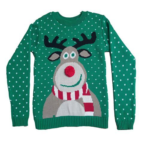 waitrose child christmas jumper childrens jumper boys retro vintage winter sweater