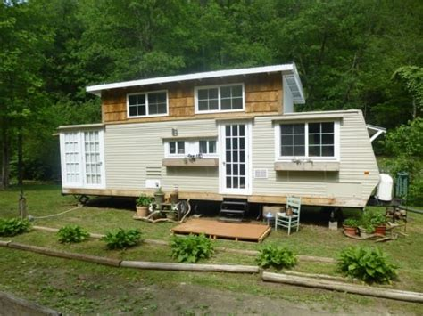 Renovating A Camper kirkwood travel trailer tiny house home design garden
