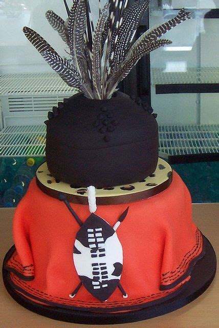 Swazi insired   Colour me African   Pinterest   Cake